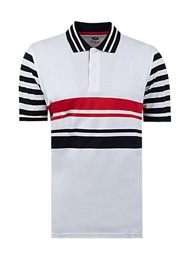 D'S Damat Regular Fit T-Shirt Beyaz